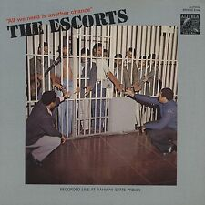 THE ESCORTS All We Need Is Another Chance ALITHIA RECORDS Sealed Vinyl LP