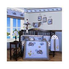 Nursery Bedding Sets For Boys Girls Nautical Blue Sea Turtles Ocean 13 Piece New