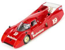 SRC Lola T600 Mosport IMSA 1981 Budweiser Slot Car 1/32 SRC01711