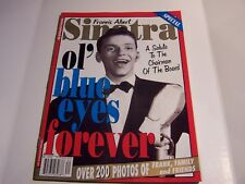 Francis Albert Sinatra Ol' Blue Eyes Forever