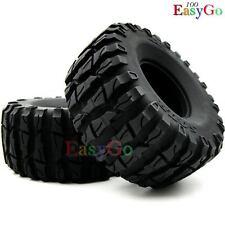 2pcs New RC 1/10 135mm 2.2 Crawler Truck Tires Tyres fit RC4WD 2.2 Beadlock Rims