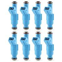 Set of 8 28lb Fuel Injectors For Chevy Ford Pontiac V8 LS1 LT1 LS6 EV1 300cc
