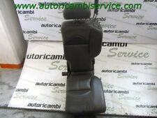 K05175911AA SEAT REAR LEFT SIDE LEATHER GREY AND FABRIC CHRYSLER P