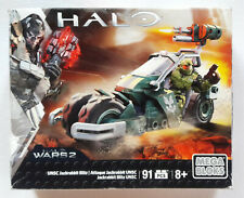 MEGA BLOKS HALO UNSC Jackrabbit Blitz VEHICLE with Spartan Soldier MINI FIGURE