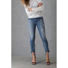 Garcia Slim-Fit-Jeans, En Cheville Longueur, vintage-blue. Taille w 34 l32. NEUF!!!