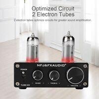 Amplificatore Stero Integrato Tubo Preamplificatore Valvolare Mini Audio Hi-Fi