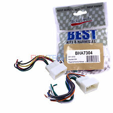 BHA7304 Aftermarket Radio Replacement Wire Installation Harness for Hyundai/Kia