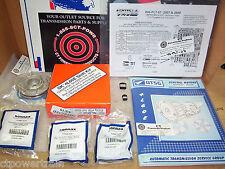 4L60E 4L65E 2007-2008 1870 P1870 Code Buster Combo Kit Corvette Servo ATSG Book