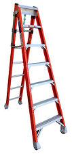 PRO-SERIES  - Fiberglass Step Extension Ladder - 2.10 mts