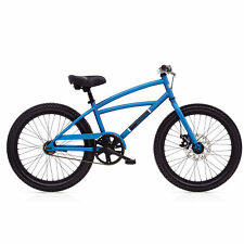 "Electra Moto 3i Kids 20"" Kinderfahrrad Boys Cruiser Matte Blue 3Gang Disc"