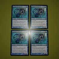 Stonybrook Banneret x4 Morningtide 4x Playset Magic the Gathering MTG