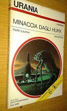 URANIA # 673-KEITH LAUMER-MINACCIA DAGLI HUKK-1975-MONDADORI