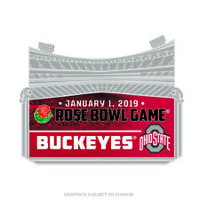 2019 Rose Bowl Ohio State Buckeyes Lapel Pin VHTF