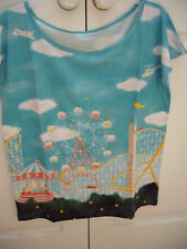 BRAND NEW FRANCHE LIPPEE PLAYGROUND TOP MADE IN JAPAN