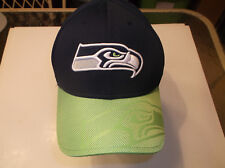 Seattle Seahawks NFL New Era  3930 On-field Sideline Collection fitted hat ML