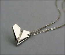 AIRPLANE HARRY STYLES ONE DIRECTION NECKLACE DIRECTIONER PENDANT COLLIER COLLAR
