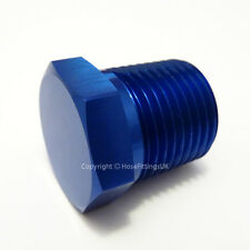 1/4 NPT Hex Head SOCKET BLANKING PLUG BUNG BLOCKER Male Fuel Oil Adapter