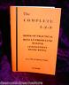COMPLETE 1-2-3 BOOK OF PRACTICAL MAGICK Finbarr Occult Grimoire. Jason Pike
