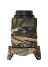 LensCoat Neoprene Lens Cover Canon 24-70mm IS II f2.8L Realtree Max Camouflage