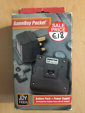Gameboy Pocket Battery Pack And Power Supply