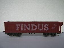 LIMA HO rolldach voiture FINDUS SNCF (rg/ru/238-6r2/12)