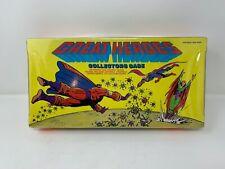 Great Super Heroes Collectors Case Action Figures Vintage 1984 Tara Toy Marvel