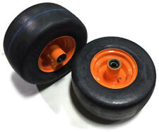 2 Caster Wheel For some Scag Turf Tiger Cub Front Solid Tire Assembly 13X6.5-6