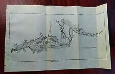 1900 Contour Map of USGS, San Carlos Reservoir Site