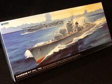 IJN Destroyer AKIZUKI 1942/1944 1/350 Scale construction kit WAVE corp.