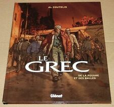 Al Coutelis - Le Grec 1 - Glénat