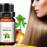 100% PURE NATURAL ARGAN OIL MOROCCO HASK HEALING SHINE EPAIRED HAIR TREATME Y0A8