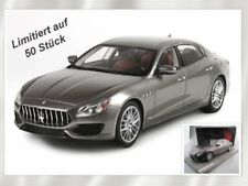 Maserati Quattroporte MY17 Gran Sport  grau  Limitiert auf 50 Stück  BBR  1:18