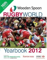 Wooden Spoon Rugby World Yearbook 2012,G2 Entertainment