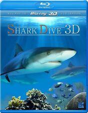 Shark Dive 3D (3D BD) Blu-Ray *NEW & SEALED*