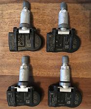 4 bmw presión neumáticos sensores rdci 433 MHz 1er f20 3er f30 4er x5 f15 x6 f16 6855539