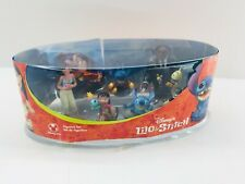 Disney Lilo & Stitch Figurine Play set: Stitch figures