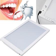 NEW! A Dental X-Ray Film Illuminator sealed LED Light Box X-Ray Viewer Panel A4