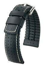 HIRSCH PERFORMANCE TIGER WATCH STRAP WATERPROOF 18 mm, 21 mm 20 mm, 22 mm, 24 mm
