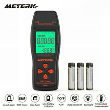 Meterk Handheld Emf Meter Digital Electromagnetic Field Radiation Detector B8x7