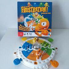 Hasbro Frustration Board Game 2011 Slam-o-matic & Gold Genie 100% Complete
