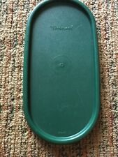 Tupperware Modular Mates #1616 Green Oval Replacement Seal Lid