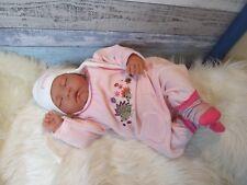 ninisingen Reborn Baby Reallife Emily NEU Puppe Babypuppe Rebornbaby ca.45 cm