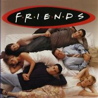 Friends (1995) Rembrandts, Hootie & The Blowfish, Lou Reed, K.D. Lang.. [CD]