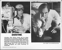 ~ Director Oliver Stone Original 1992 TV Promo Photo Oliver Stone Inside Out