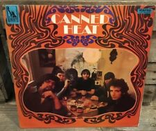 CANNED HEAT liberty vinyl lp RARE STERNO COVER