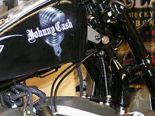 """Tanklift 1,5"""" mit Innensechskantschraube Harley Sportster Iron, 48er"""