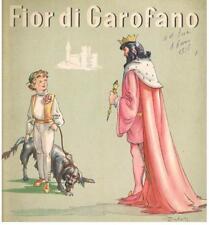 FIOR DI GAROFANO_illustrazioni MICHETTI GIORGIO_Editrice Carroccio_anni 50/60