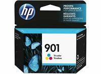 SEALED GENUINE HP 901 TRI-COLOR INK CARTRIDGE
