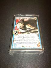 SEALED Overlord Orm al'Ghast - Warlord Saga Of the Storm ccg