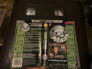 VHS Video, That was the Season That Was, 1999